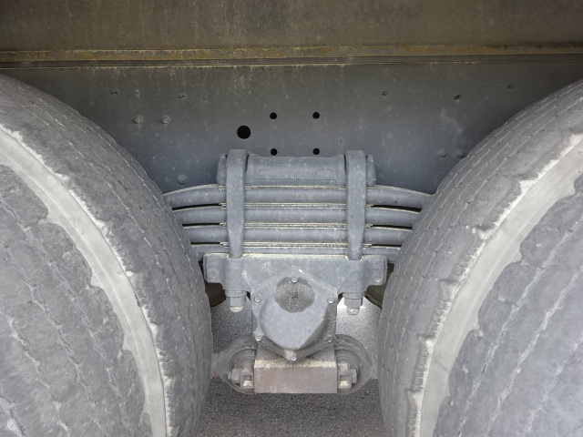 UD H26 クオン 3軸  2デフ アルミブロック 4段クレーン 画像19