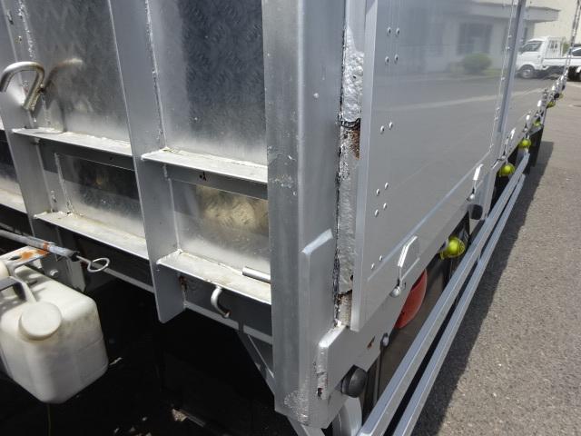 いすゞ H24 フォワード ワイド 増トン 平 アルミブロック PG付 画像28