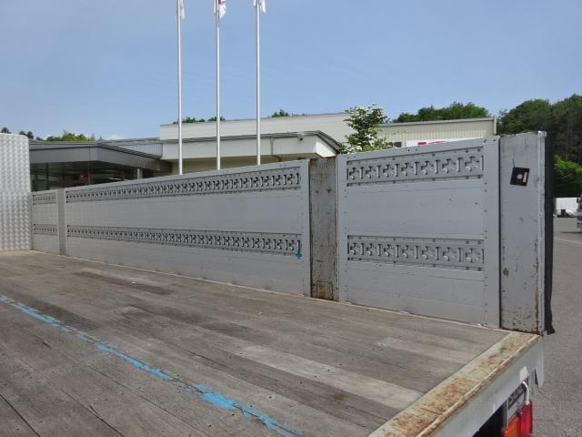 いすゞ H24 フォワード ワイド 増トン 平 アルミブロック PG付 画像11