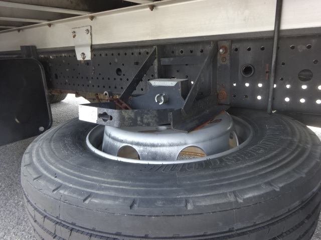 いすゞ H24 フォワード ワイド 増トン 平 アルミブロック PG付 画像16