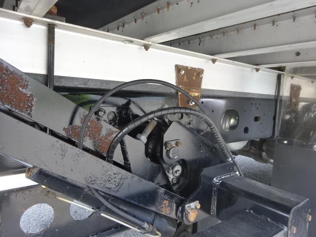 いすゞ H24 フォワード ワイド 増トン 平 アルミブロック PG付 画像19
