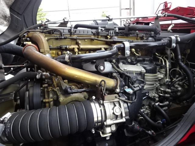 三菱 H27 スーパーグレート ハイルーフ 3軸 低温冷凍車 画像17