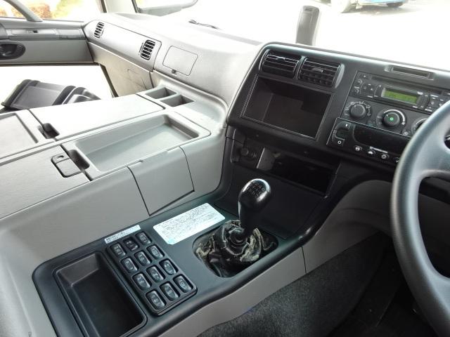 三菱 H27 スーパーグレート ハイルーフ 3軸 低温冷凍車 画像26