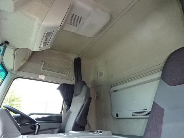 三菱 H27 スーパーグレート ハイルーフ 3軸 低温冷凍車 画像27