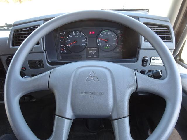 三菱 H27 ファイター ワイド アルミウィング 車検付 画像25