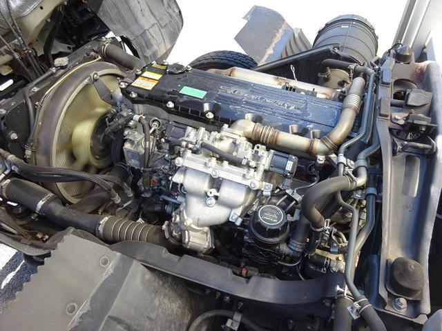 三菱 H27 ファイター ワイド アルミウィング 車検付 画像21