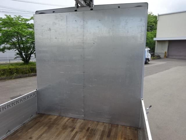三菱 H27 ファイター ワイド アルミウィング 車検付 画像15