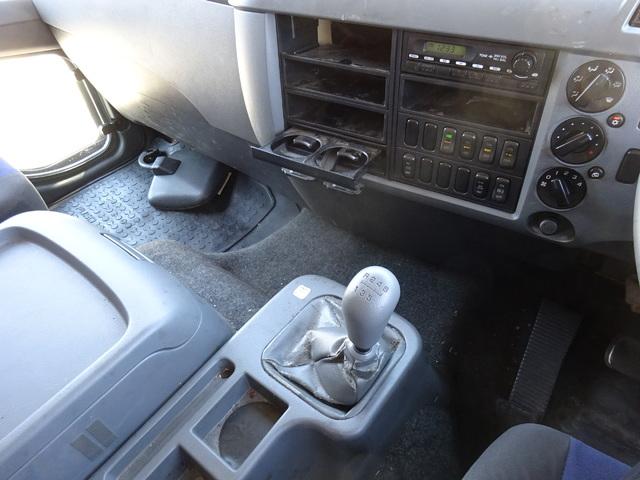 三菱 H27 ファイター ワイド アルミウィング 車検付 画像27