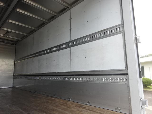 三菱 H27 ファイター ワイド アルミウィング 車検付 画像11