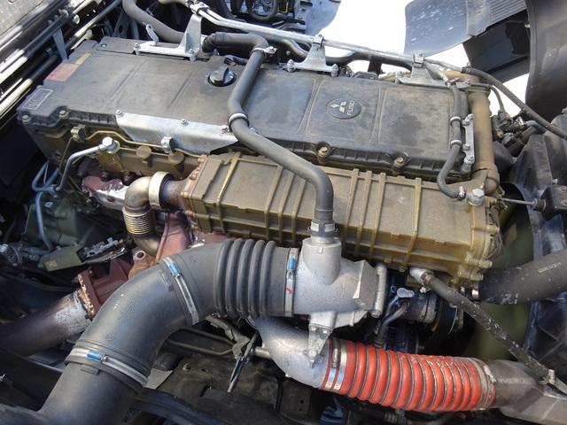 三菱 H28 スーパーグレート ハイルーフ アルミウィング  画像23