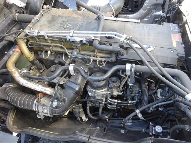 三菱 H28 スーパーグレート ハイルーフ アルミウィング  画像22