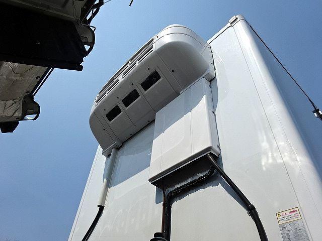いすゞ H28 フォワード ワイド エアサス 低温冷凍車 格納PG 画像18