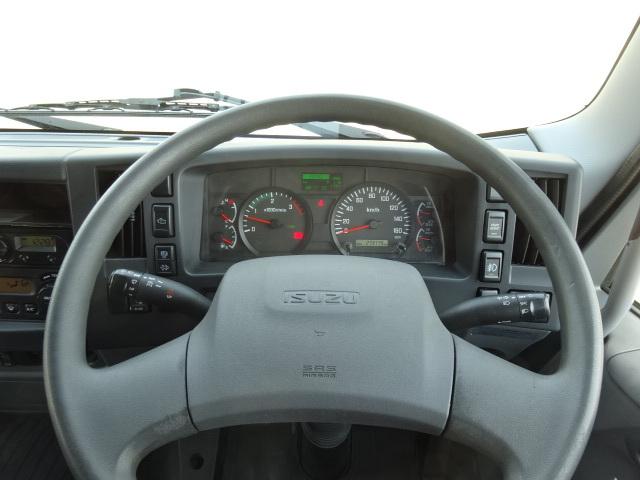 いすゞ H28 フォワード ワイド エアサス 低温冷凍車 格納PG 画像25