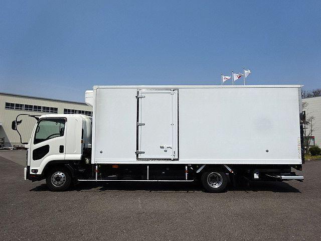 いすゞ H28 フォワード ワイド エアサス 低温冷凍車 格納PG 画像4