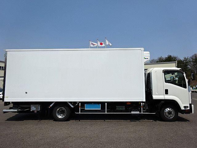 いすゞ H28 フォワード ワイド エアサス 低温冷凍車 格納PG 画像5