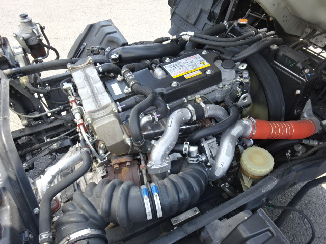 いすゞ H28 フォワード ワイド エアサス 低温冷凍車 格納PG 画像23