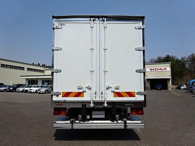 いすゞ H28 フォワード ワイド エアサス 低温冷凍車 格納PG 画像7