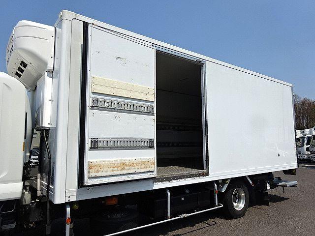 いすゞ H28 フォワード ワイド エアサス 低温冷凍車 格納PG 画像9