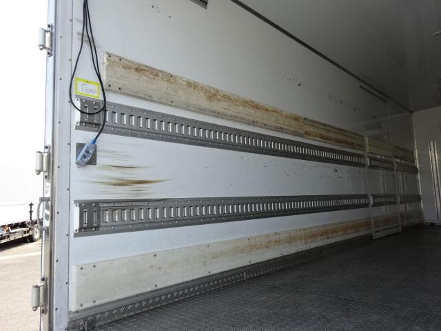 いすゞ H28 フォワード ワイド エアサス 低温冷凍車 格納PG 画像11