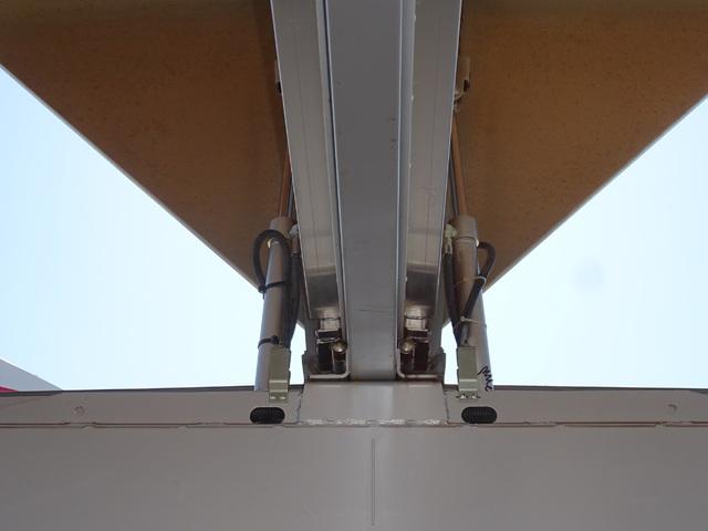 三菱 H24 ファイター ワイド アルミウィング 画像12