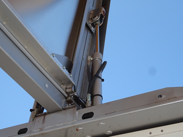三菱 H24 ファイター ワイド アルミウィング 画像13
