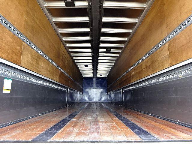 UD H25 クオン トラクタ ◆ H26 フルハーフ ウィング トレーラ 画像7