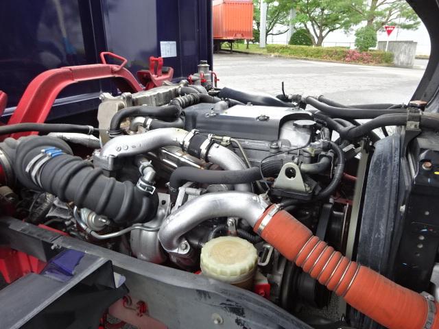 いすゞ H23 フォワード ワイド アルミウィング PG付 画像18