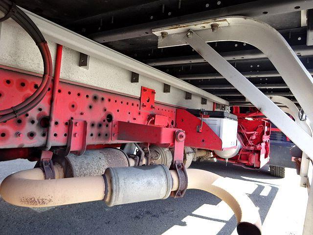 いすゞ H24 フォワード ワイド アルミウィング PG付 画像4