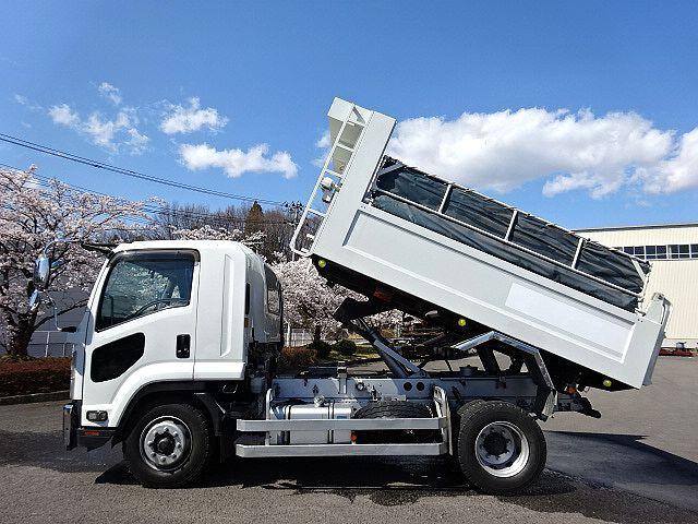 いすゞ H27 フォワード 増トン ダンプ 保温材 ウェルハード 画像10