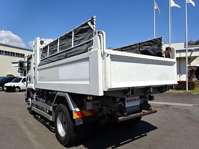 いすゞ H27 フォワード 増トン ダンプ 保温材 ウェルハード 画像9