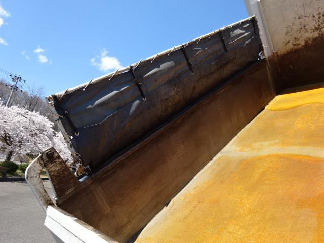 いすゞ H27 フォワード 増トン ダンプ 保温材 ウェルハード 画像12