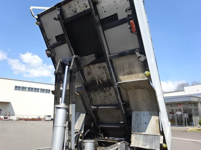 いすゞ H27 フォワード 増トン ダンプ 保温材 ウェルハード 画像19