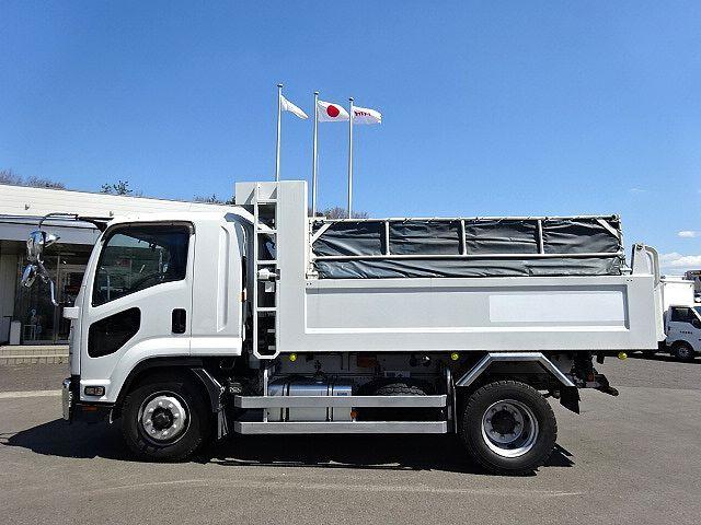 いすゞ H27 フォワード 増トン ダンプ 保温材 ウェルハード 画像5