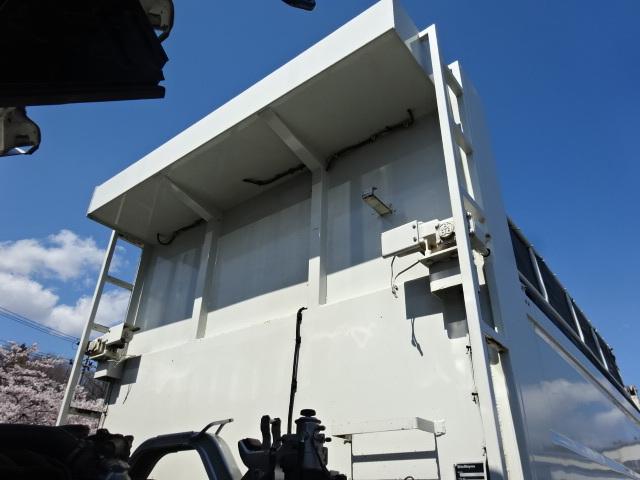 いすゞ H27 フォワード 増トン ダンプ 保温材 ウェルハード 画像20