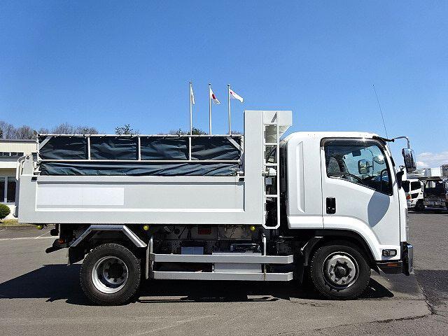 いすゞ H27 フォワード 増トン ダンプ 保温材 ウェルハード 画像6