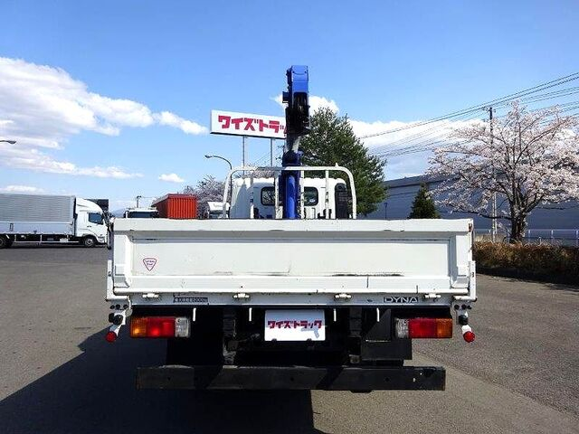 トヨタ H26 ダイナ 平 4段クレーン 画像8