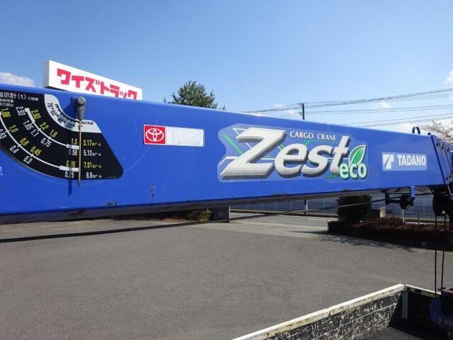 トヨタ H26 ダイナ 平 4段クレーン 画像17