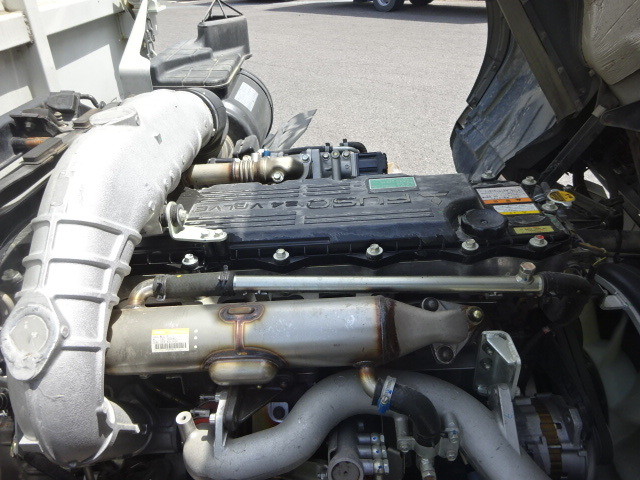 三菱 H26 ファイター ダンプ 車検付 画像23