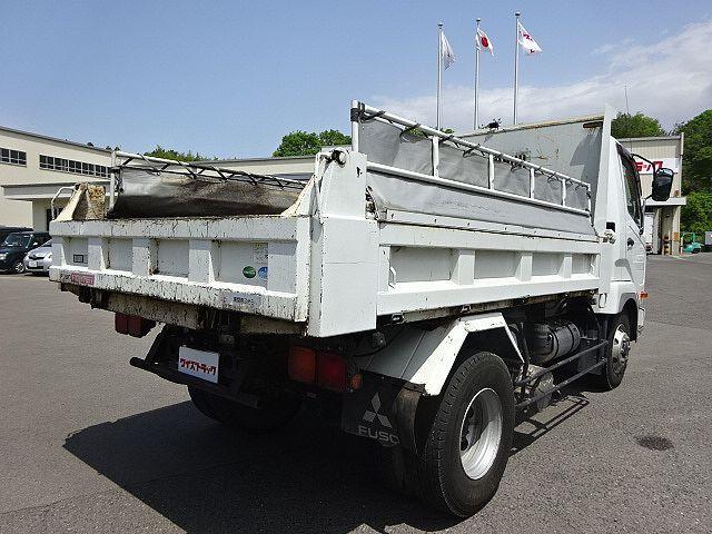 三菱 H26 ファイター ダンプ 車検付 画像7