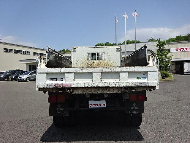 三菱 H26 ファイター ダンプ 車検付 画像8
