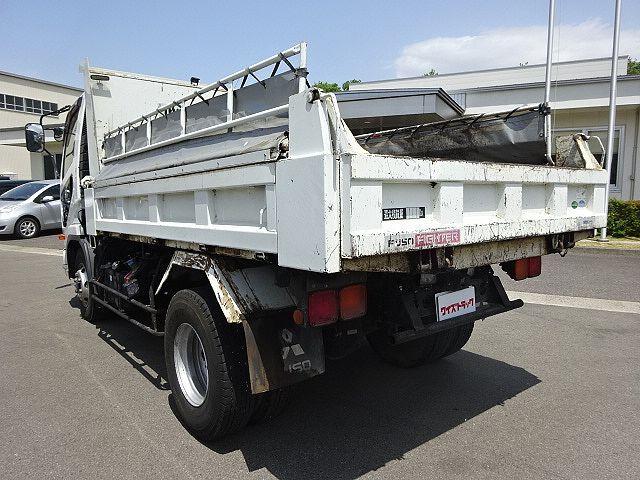 三菱 H26 ファイター ダンプ 車検付 画像9