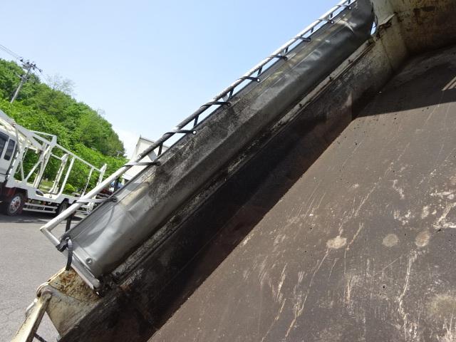 三菱 H26 ファイター ダンプ 車検付 画像11