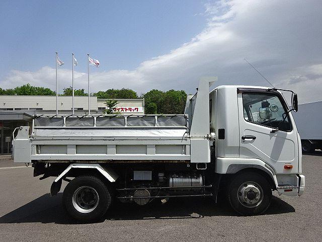 三菱 H26 ファイター ダンプ 車検付 画像6