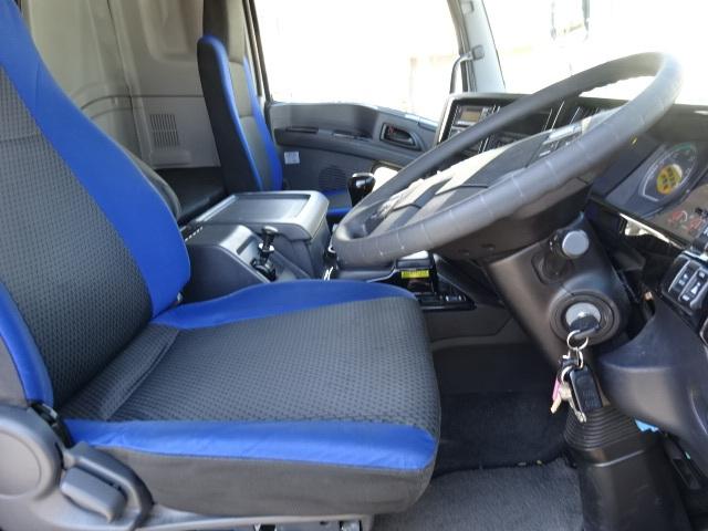 いすゞ H28 ギガ 3軸 低温冷凍車 車検付 キーストン 画像27