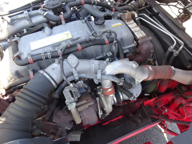 いすゞ H28 ギガ 3軸 低温冷凍車 車検付 キーストン 画像26
