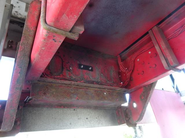 いすゞ H28 ギガ 3軸 低温冷凍車 車検付 キーストン 画像23