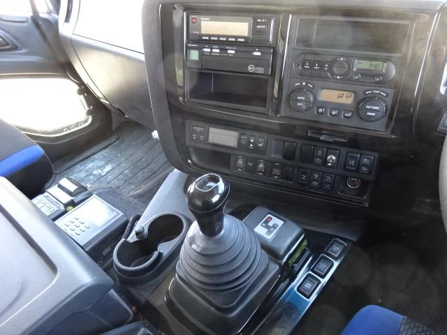 いすゞ H28 ギガ 3軸 低温冷凍車 車検付 キーストン 画像30