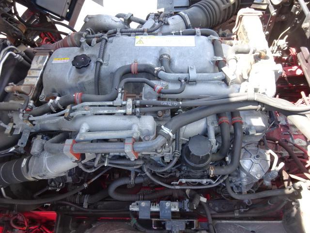 いすゞ H28 ギガ 3軸 低温冷凍車 車検付 キーストン 画像25