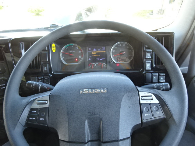 いすゞ H28 ギガ 3軸 低温冷凍車 車検付 キーストン 画像28