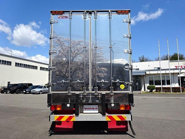 いすゞ H28 ギガ 3軸 低温冷凍車 車検付 キーストン 画像7